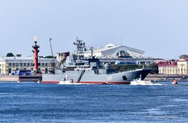 Большой десантный корабль «Минск» проекта 775/II